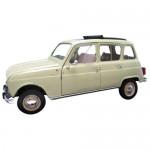 Renault 4L 1964-Miniature Majorette